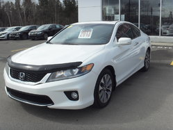 Honda Accord Cpe EX-L w/Navi  2013