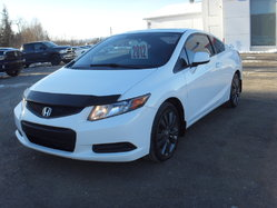 Honda Civic Cpe EX  2012