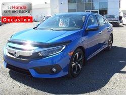 Honda Civic Sedan 4dr CVT Touring  2016
