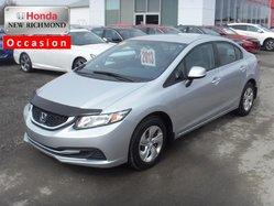 Honda Civic 4dr Auto LX  2013