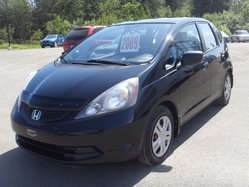 Honda Fit DX  2009