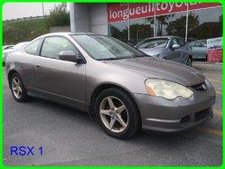 Acura RSX 1 TOIT A/C MAGS VITRES ÉLECTRIQUES  2003