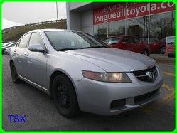 Acura TSX MANUELLE A/C TOIT BANCS CHAUFFANTS CUIR  2004