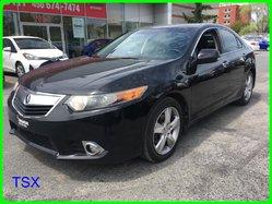 Acura TSX AUTOMATIQUE AVEC TOIT ET SIEGES CHAUFFANTS  2012