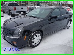 Cadillac CTS 3.6L 4DR SDN 3.6L RWD  2006