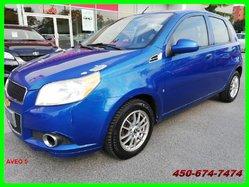 Chevrolet Aveo 5 LS, * JANTES ALUMINIUM *  2009