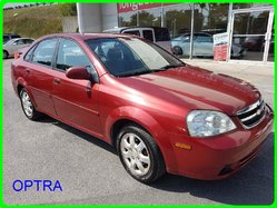 Chevrolet Optra 4DR SDN  2004