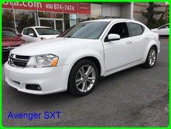 Dodge Avenger SXT * PNEUS HIVER INCLUS *  2014