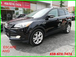Ford Escape AWD TITANIUM * AWD ET 240HP *  2016