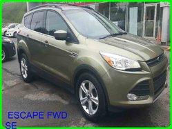 Ford ESCAPE FWD SE SE  2014