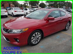 Honda Accord COUPE EX  2014