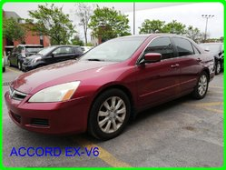 Honda Accord EX-V6  2006