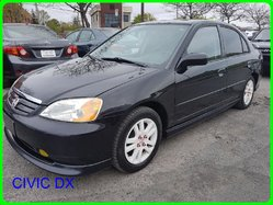 Honda CIVIC DX DX TOIT CUIR  2003