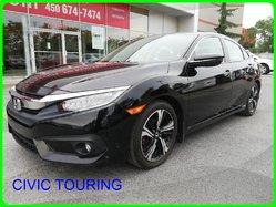 Honda Civic touring * CUIR AVEC GPS ET CAMERA 360 *  2016