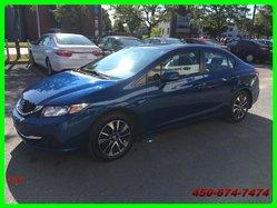 2013 Honda Civic LX * 8 PNEUS ET SUPERBE CONDITION *