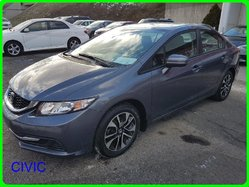 Honda Civic LX CAMERA SIEGE CHAUFFANT  2015