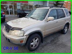 Honda CR-V SE   2000