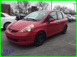 Honda FIT LX HONDA  2007