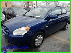 Hyundai Accent 3-dr GS  2008