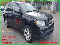 Jeep COMPASS 4WD LIMITED Limited  2011