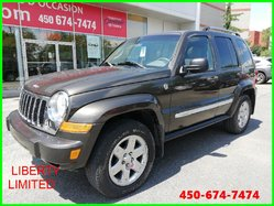 Jeep LIBERTY LIMITED * 4WD TRAIL EDITION *  2005
