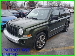 Jeep PATRIOT 4WD LIMITED Limited CONDITION EXCEPTIONEL !!  2008