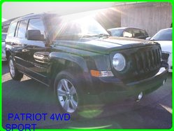Jeep PATRIOT 4WD SPORT MAGS A/C BLUETOOTH 4WD BANC CHAUFFANT  2013