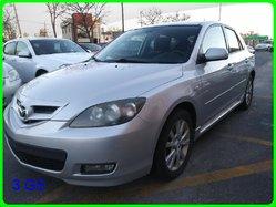 Mazda 3 GS A/c cruise vitres électrique mags bas kilos  2008