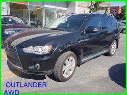 Mitsubishi Outlander AWD AWD CUIR TOIT OUVRANT  2010