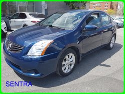 Nissan Sentra CVT 2.0 L BAS MILLAGE  2011