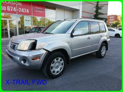 Nissan X-TRAIL FWD XE  2006