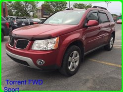 Pontiac TORRENT FWD SPORT CUIR AUTOMATIQUE FWD  2006