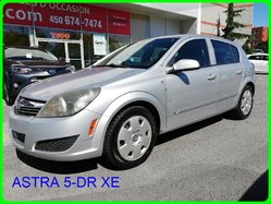 Saturn ASTRA 5-DR XE XE 5 PORTES  2008