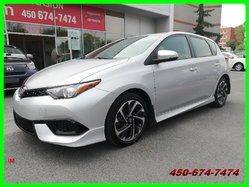 Scion IM * COROLLA HATCHBACK ? *  2016