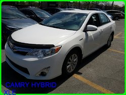 Toyota CAMRY HYBRID XLE XLE HYBRID MAGS CAMERA RECUL BAS MILLAGE  2012