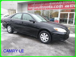 Toyota Camry LE TOYOTA  2002