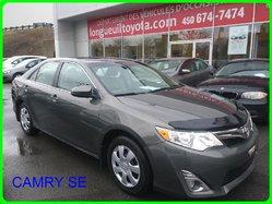 Toyota CAMRY XLE XLE TOIT SIEGE CHAUFFANT CAMERA RECUL BLUETOOTH  2012