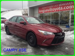 Toyota CAMRY XSE XSE TOIT CUIR GPS CAMERA SIEGE CHAUFFANT  2015