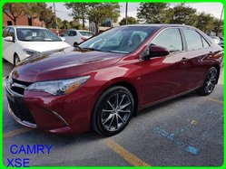 Toyota CAMRY XSE XSE TOIT CUIR GPS CAMERA SIEGE CHAUFFANT  2015