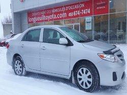 Toyota Corolla CE PNEUS HIVER  2011