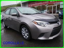 Toyota Corolla LE A/C RETROVISEURS CHAUFFANTS BLUETOOTH VITRES ELECT  2015