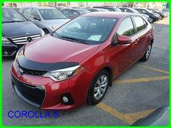 Toyota COROLLA S S  CAMERA DE RECUL  2014