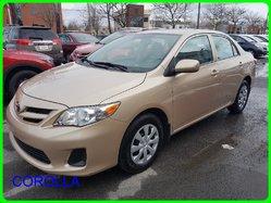 Toyota Corolla BAS MILLAGE  2012