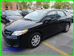 Toyota Corolla SIEGE CHAUFFANT BAS MILLAGE  2013