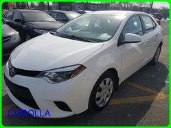 Toyota Corolla BAS MILLAGE  2014
