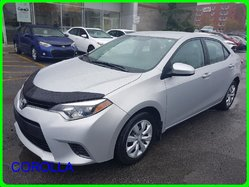 Toyota Corolla 4 PORTES SEDAN LE **IMPECCABLE**  2016