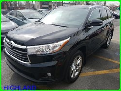 Toyota Highlander LIMITED TOIT PANOMARIQUE-CAMERA DE RECUL  2016
