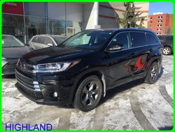 Toyota Highlander AWD Limited  2017