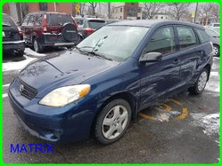 Toyota Matrix BAS MILLAGE  2005
