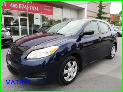 2010 Toyota Matrix * AUTOMATIQUE *